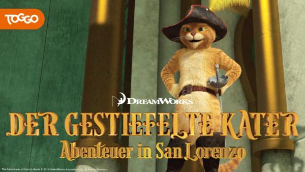 Der gestiefelte Kater - Abenteuer in San Lorenzo