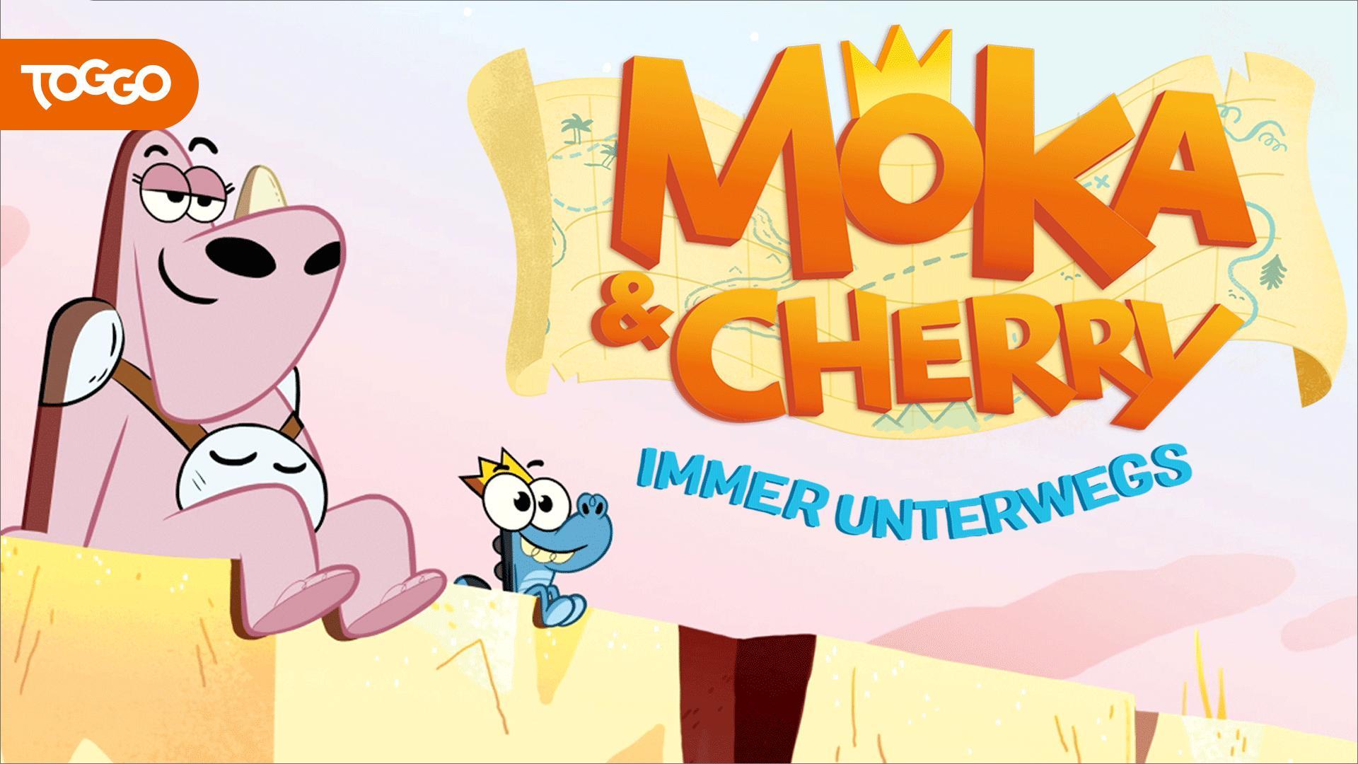 Moka & Cherry - Immer unterwegs