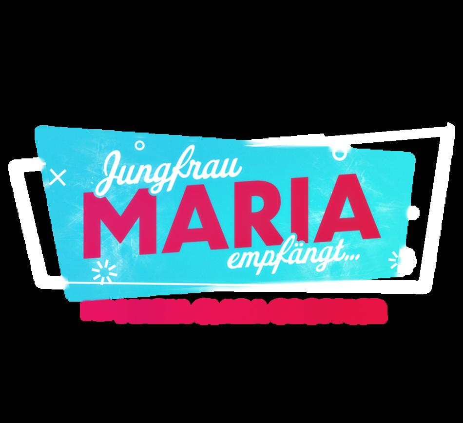Jungfrau Maria empfängt - mit Maria Clara Groppler