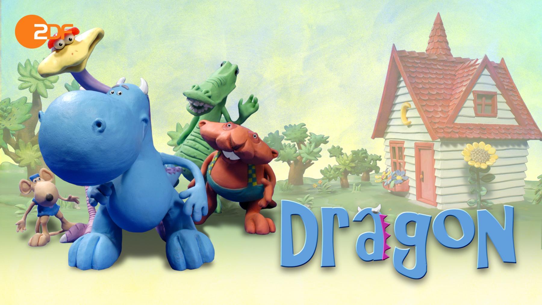 Dragon: Der kleine dicke Drache