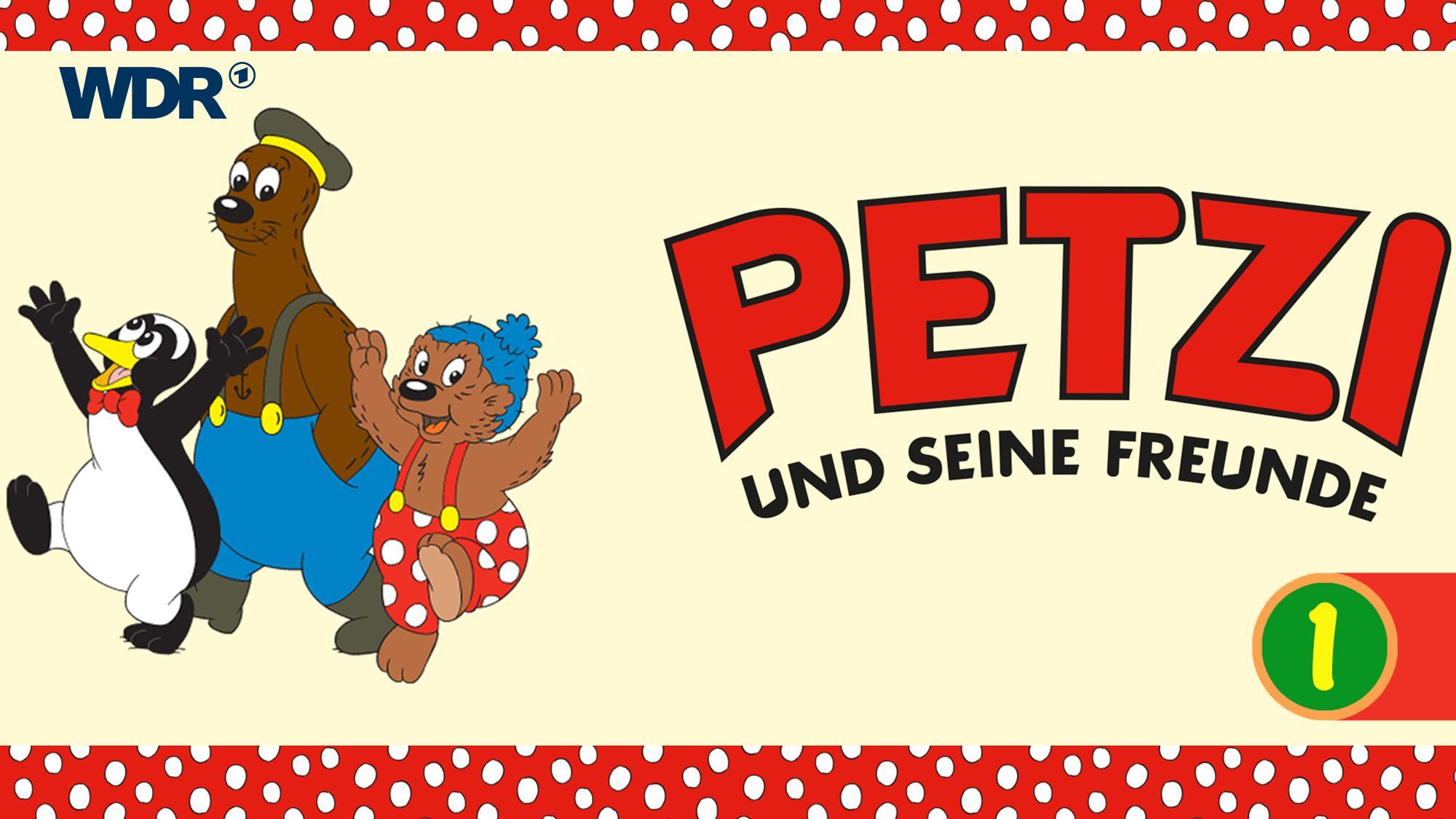 Petzi und seine Freunde