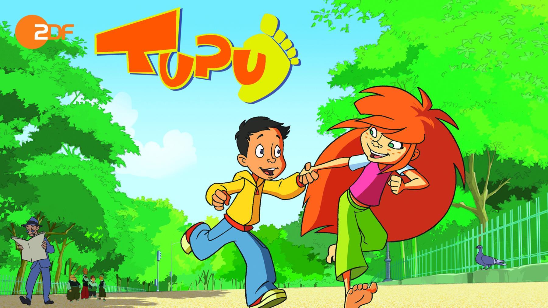 Tupu - Das Mädchen aus dem Dschungel