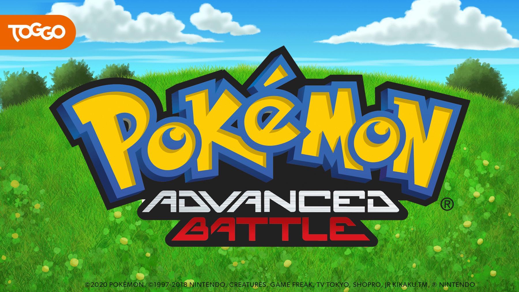 Pokémon: Advanced Battle / 8