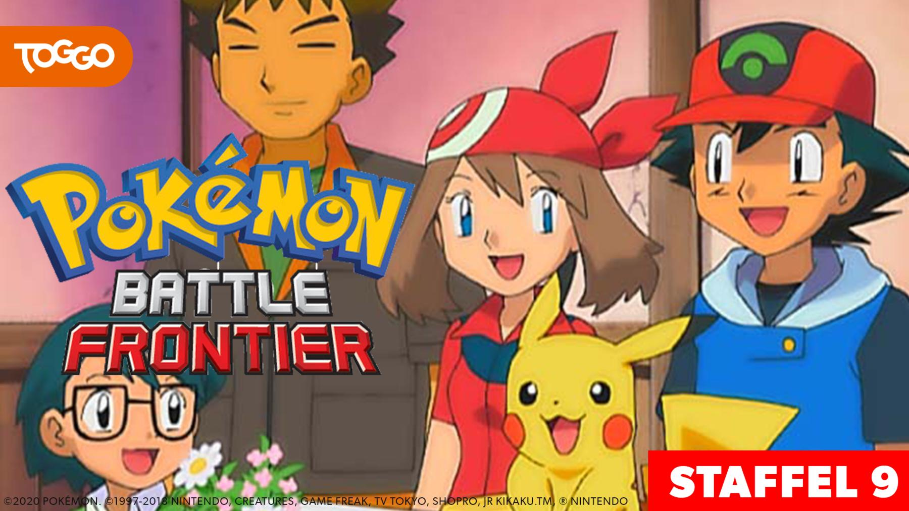 Pokémon: Battle Frontier / 9