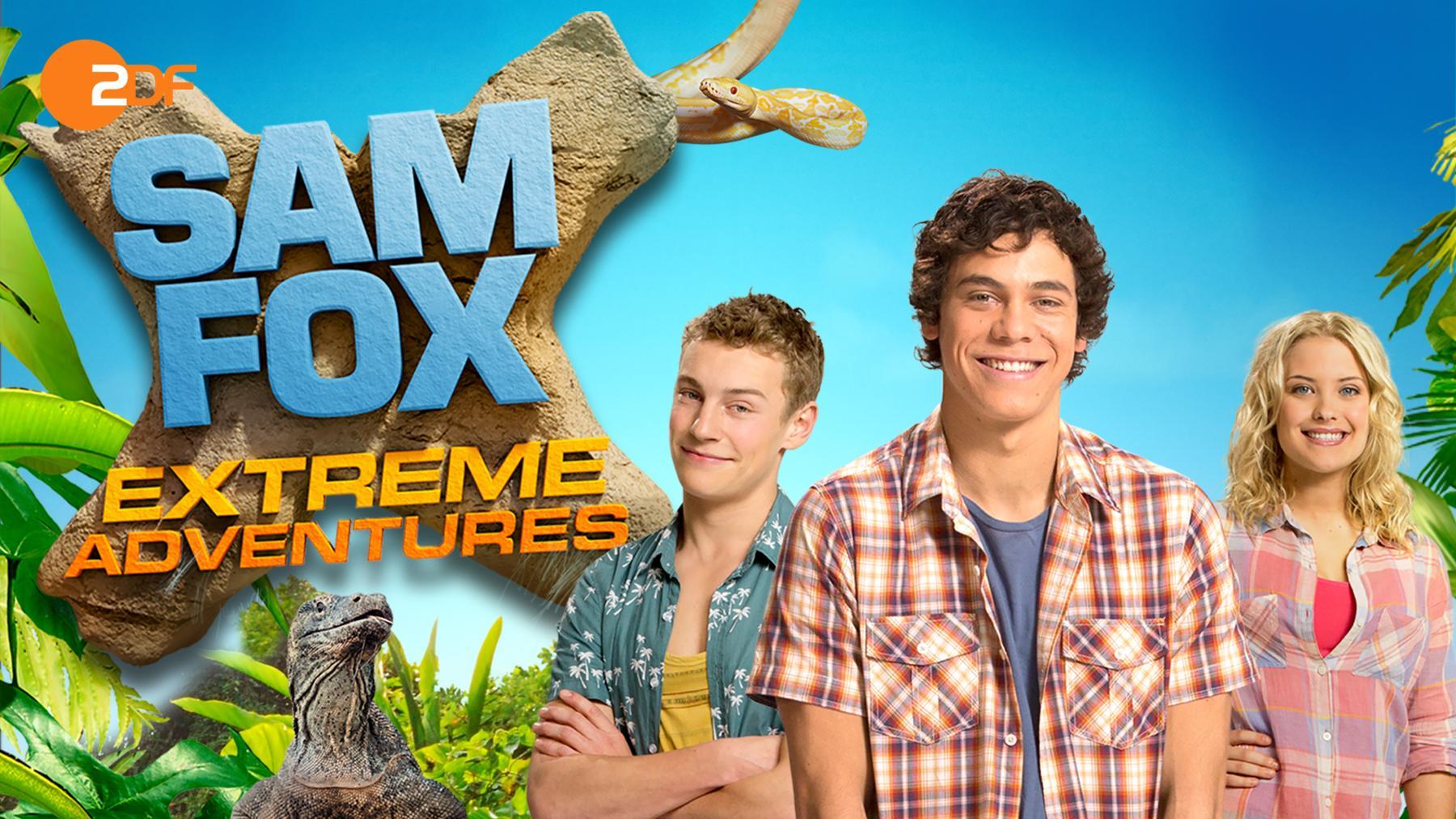 Sam Fox - Extreme Adventures