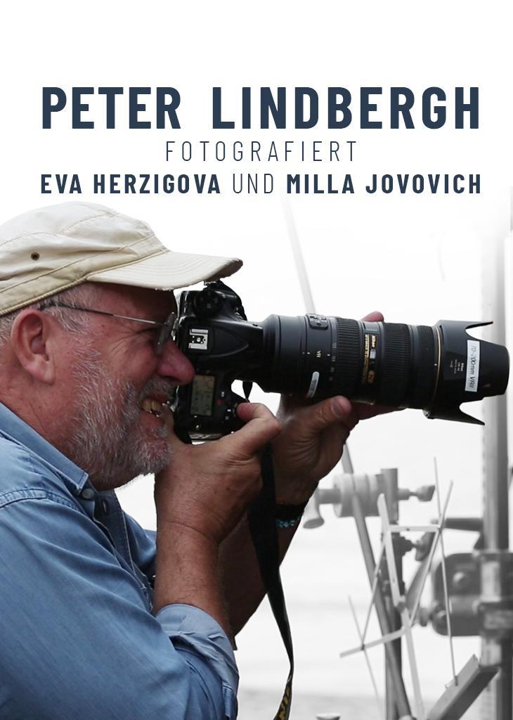 Peter Lindbergh fotografiert Eva Herzigova und Milla Jovovich