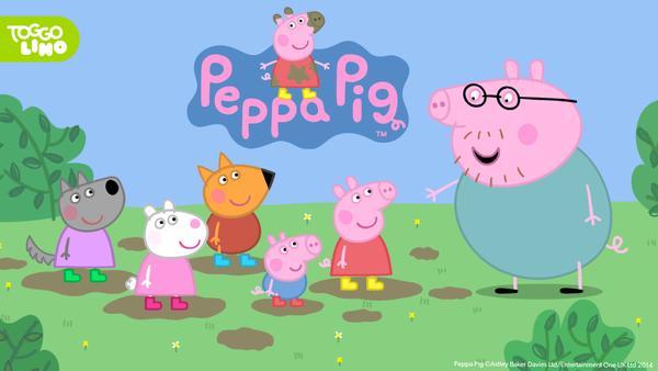 Peppa Pig: Die goldenen Stiefel