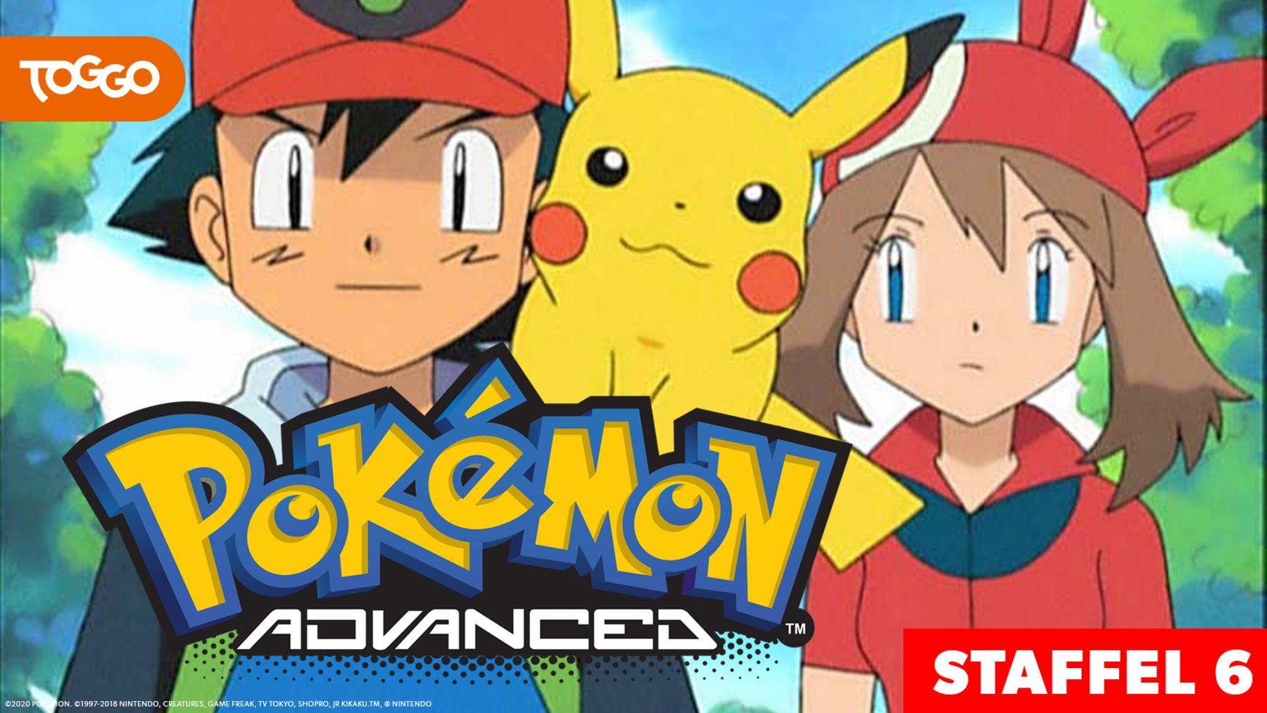 Pokémon: Advanced / 6