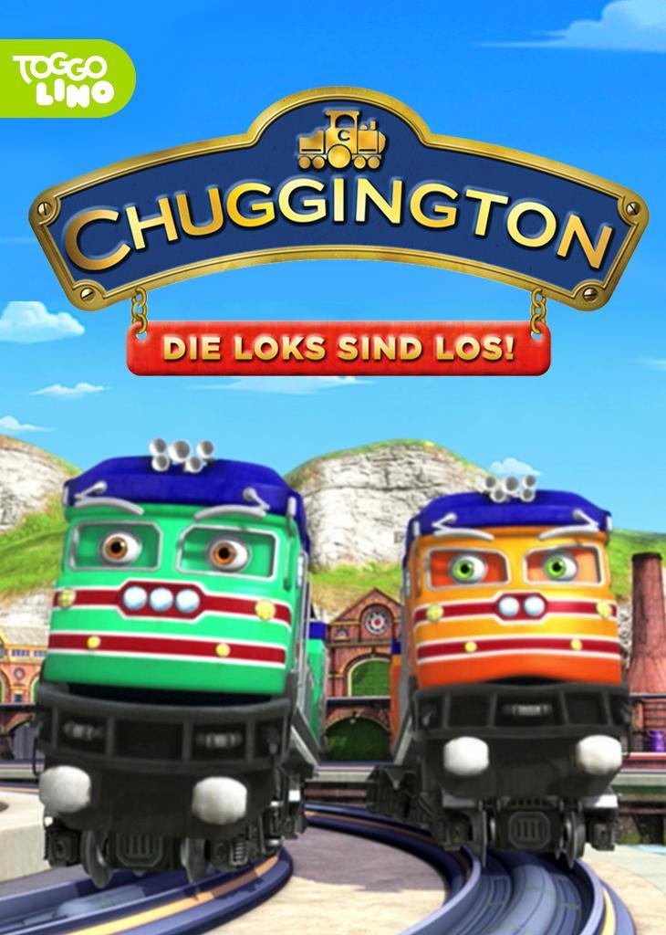 Aufregung im Hafen von Chuggington