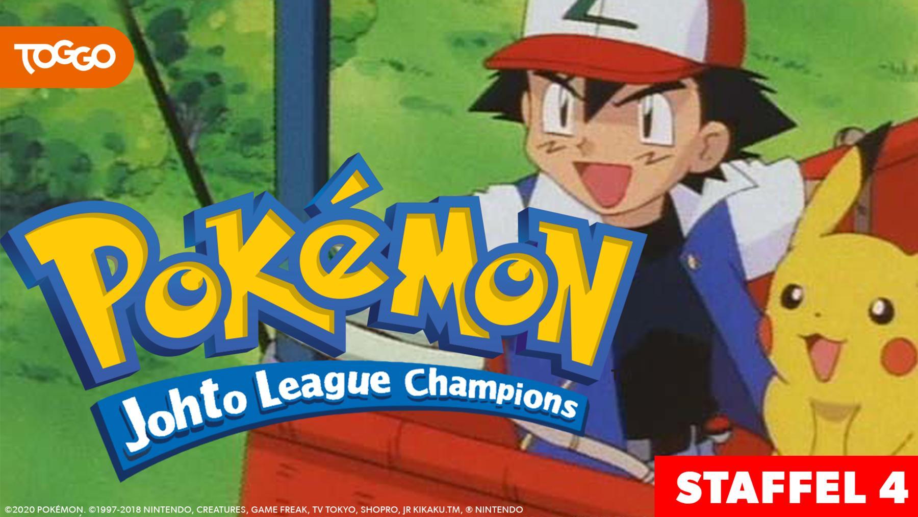Pokémon: Die Johto Liga Champions / 4