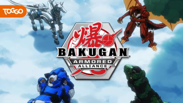 Bakugan Armored Alliance