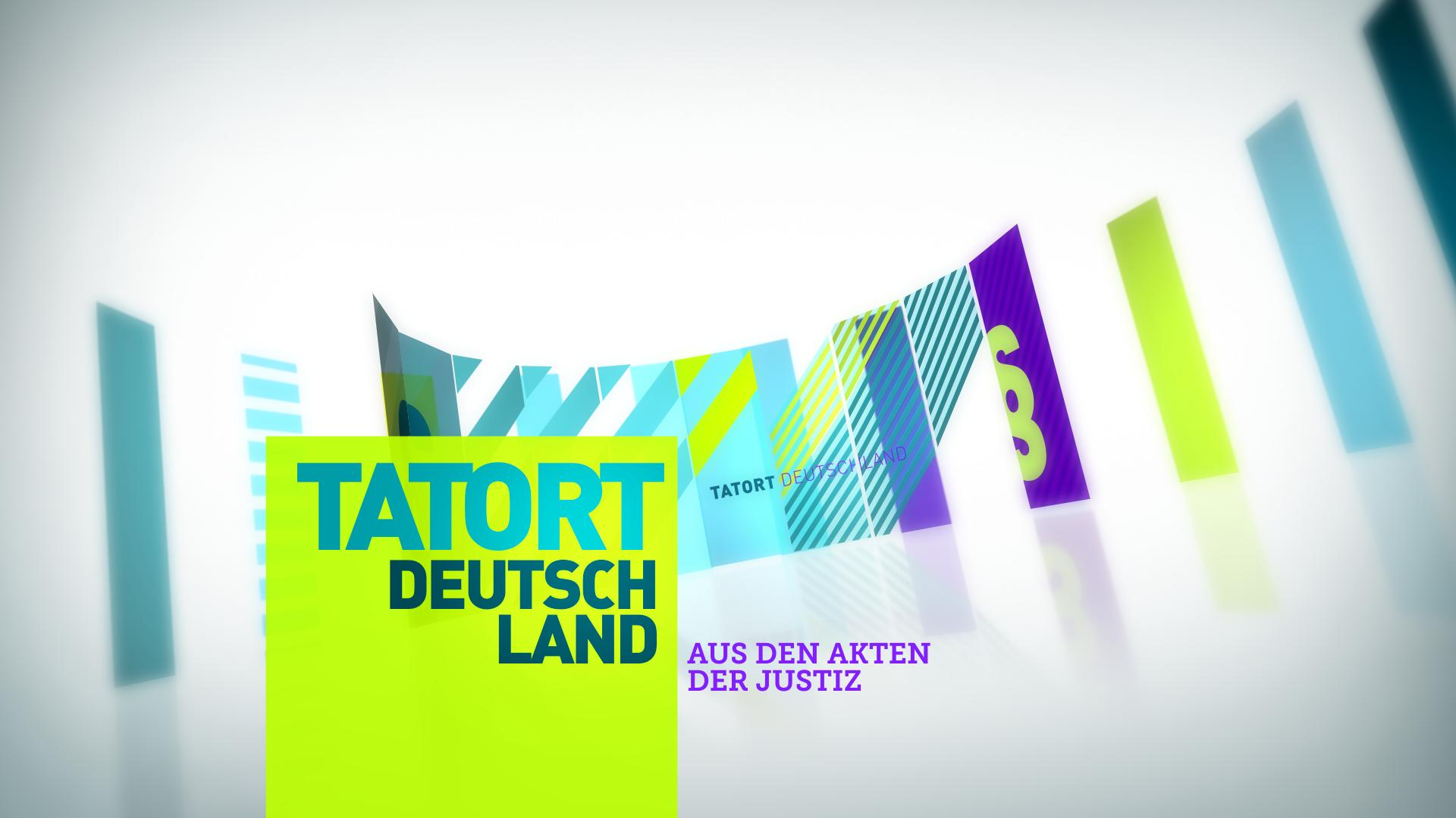Tatort Deutschland - aus den Akten der Justiz