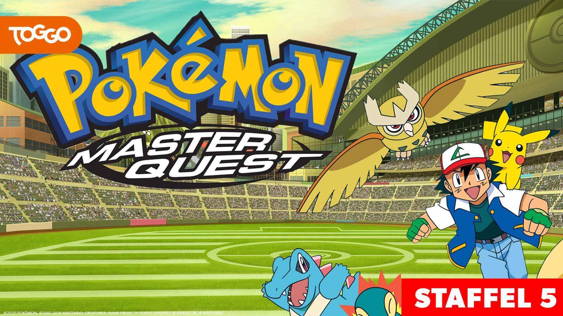 Pokémon: Master Quest / 5
