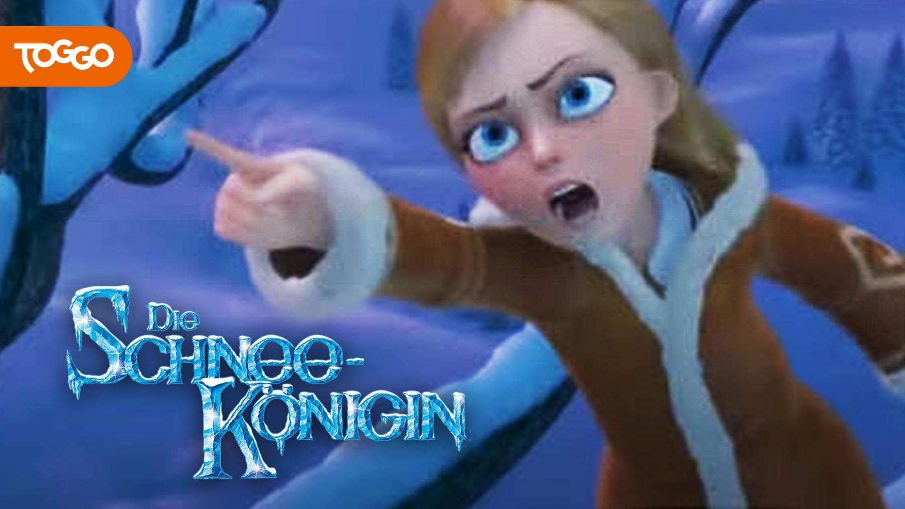 Die Schneekönigin 1 - Eiskalt verzaubert