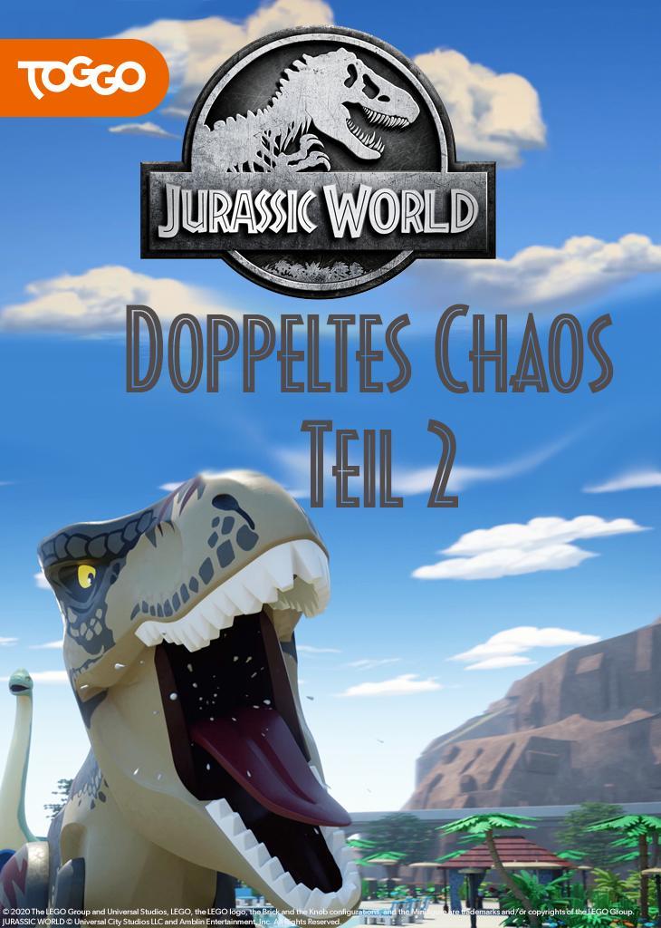 Jurassic World -  Doppeltes Chaos (2)