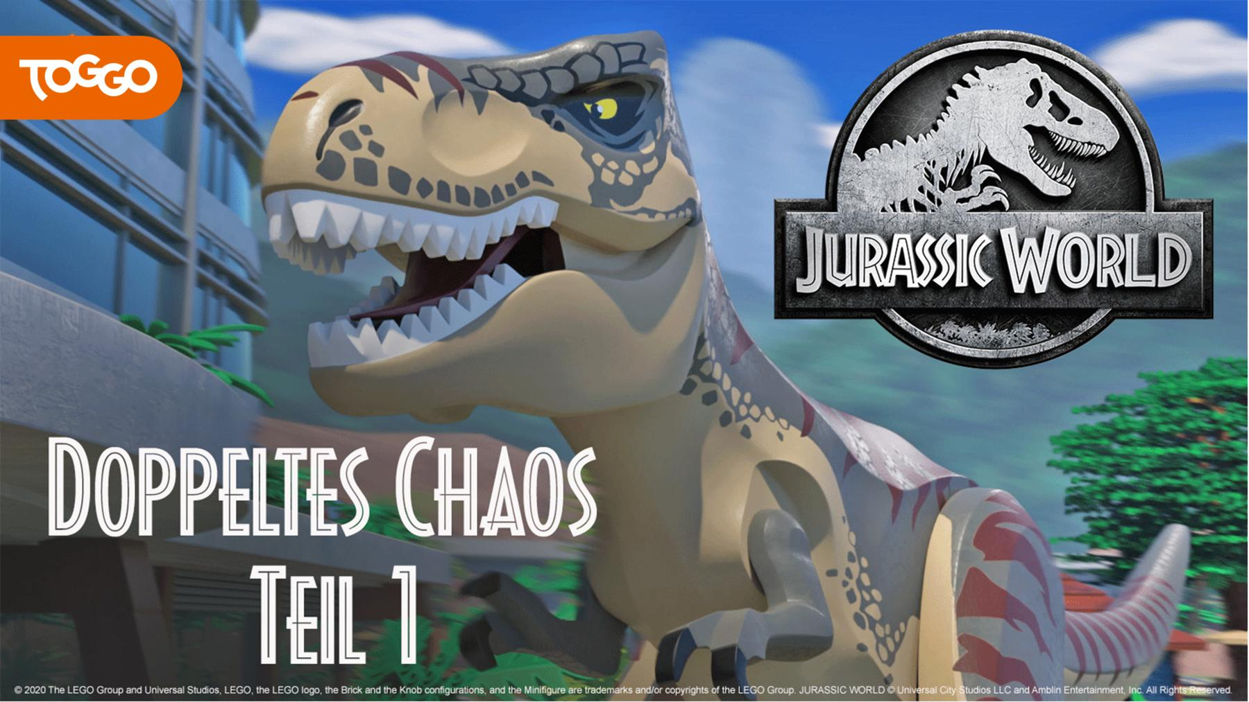 Jurassic World -  Doppeltes Chaos - Teil 1