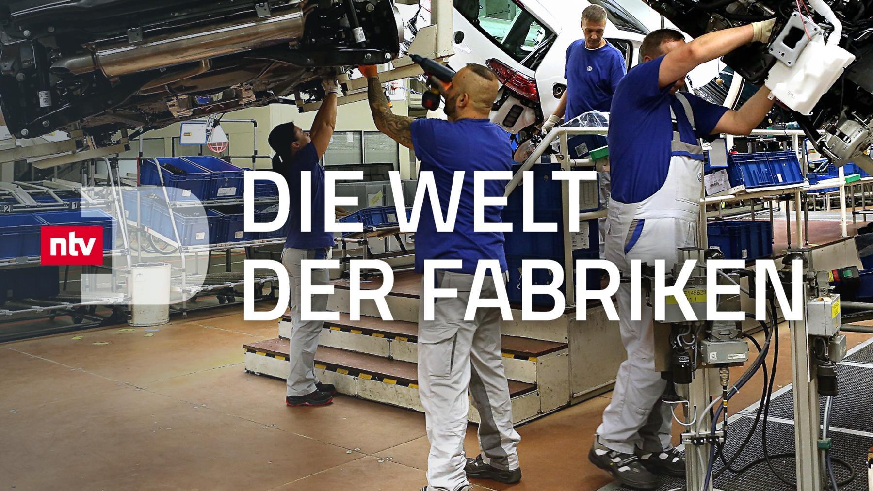 Die Welt der Fabriken