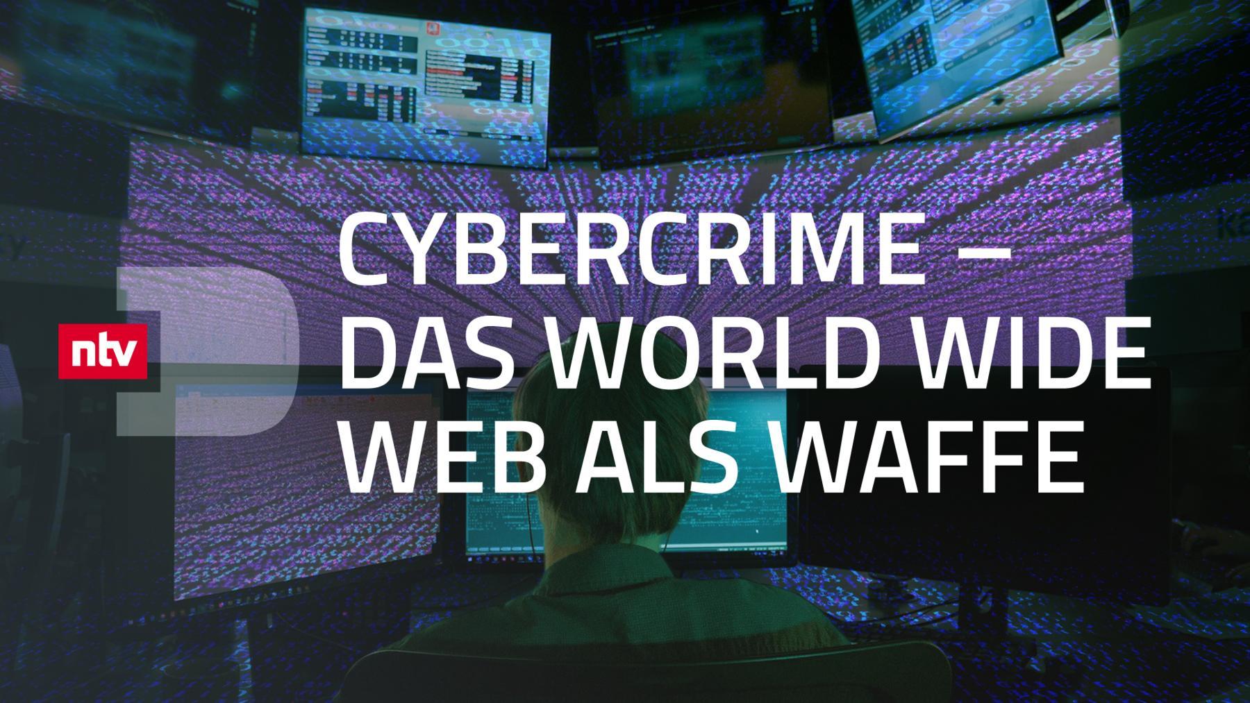 Cybercrime - Das World Wide Web als Waffe