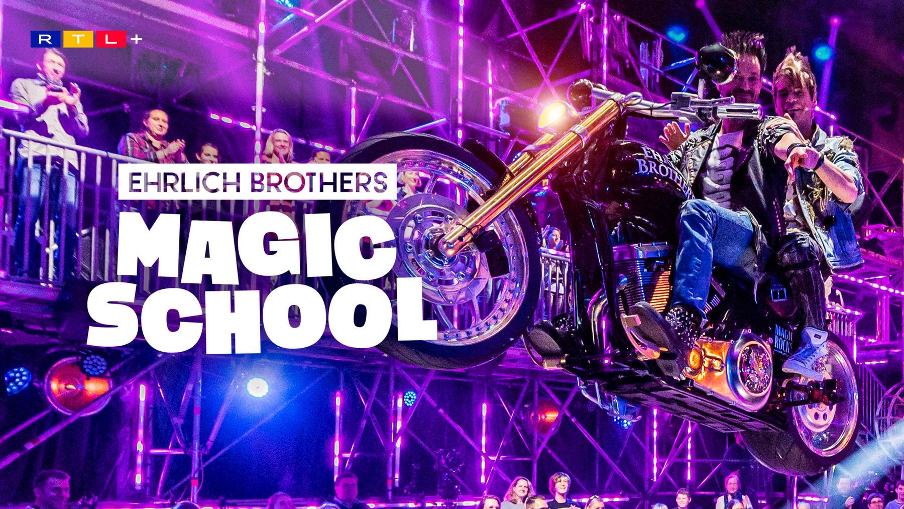 Die Ehrlich Brothers Magic School