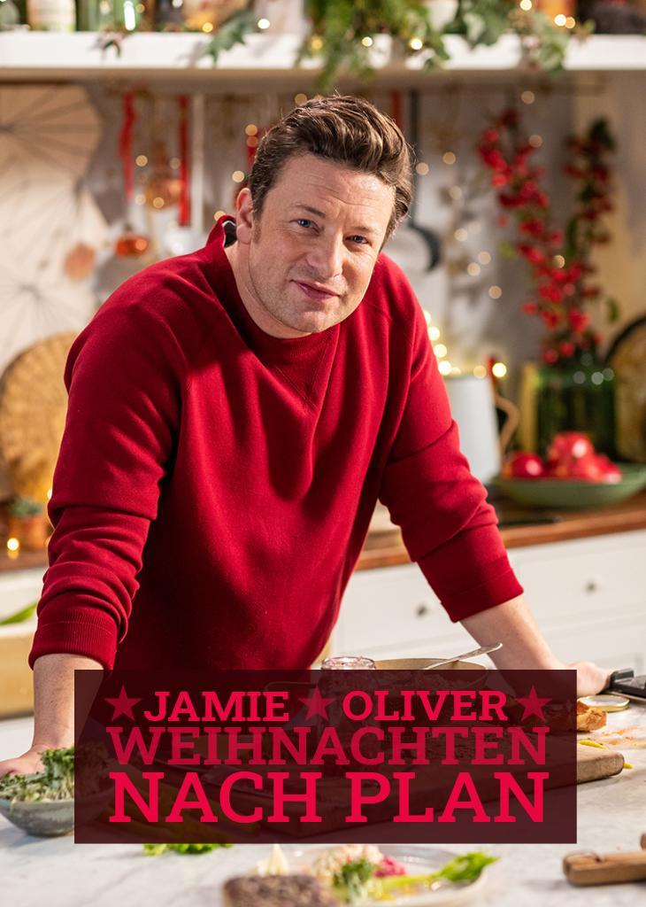 Jamie Oliver: Weihnachten nach Plan