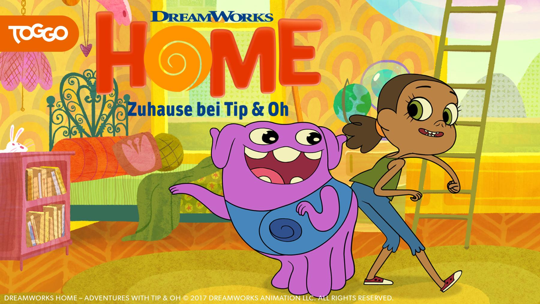 Home - Zuhause bei Tip & Oh