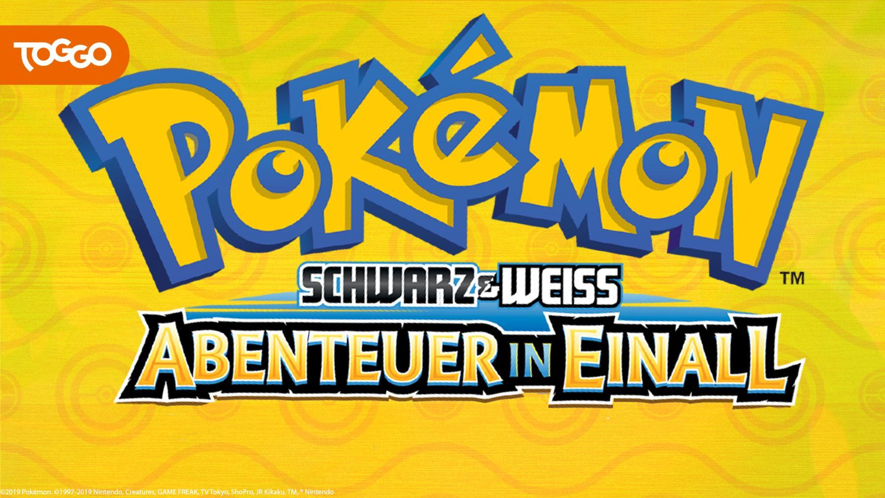 Pokémon Schwarz & Weiß: Abenteuer in Einall / 16.1