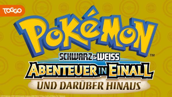 Pokémon Schwarz & Weiß: Abenteuer in Einall und darüber hinaus / 16.2