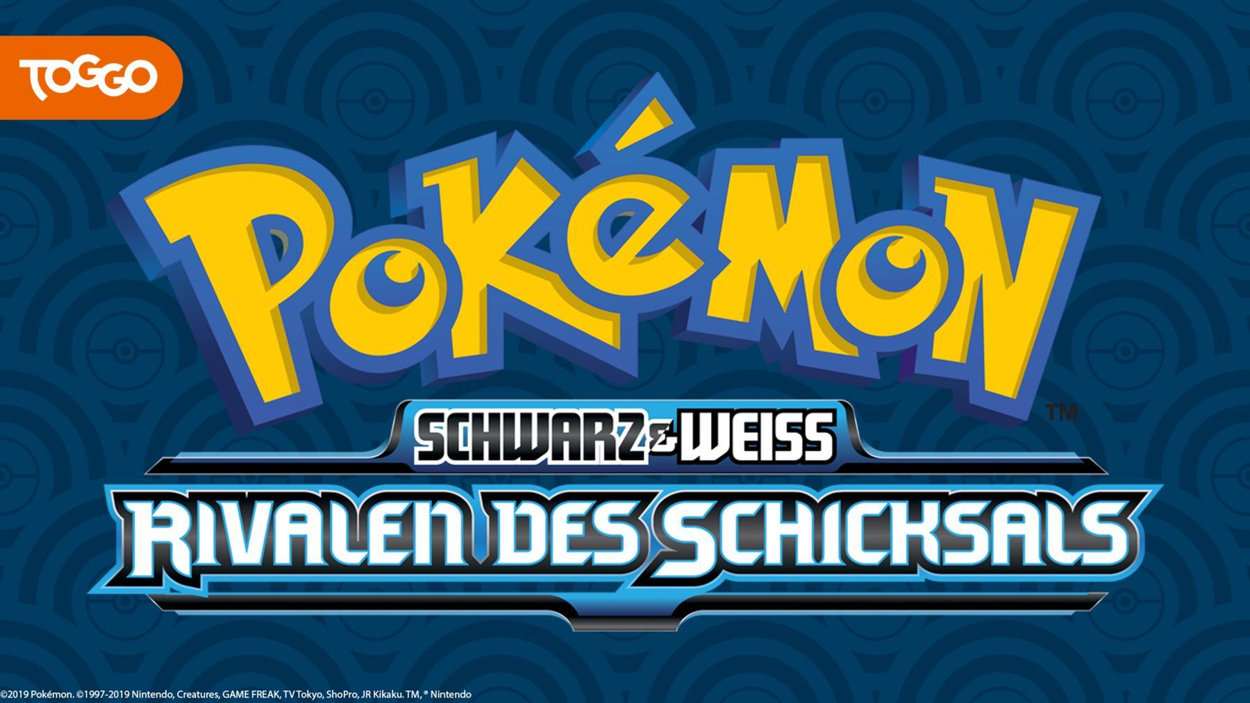 Pokémon Schwarz & Weiß: Rivalen des Schicksals / 15
