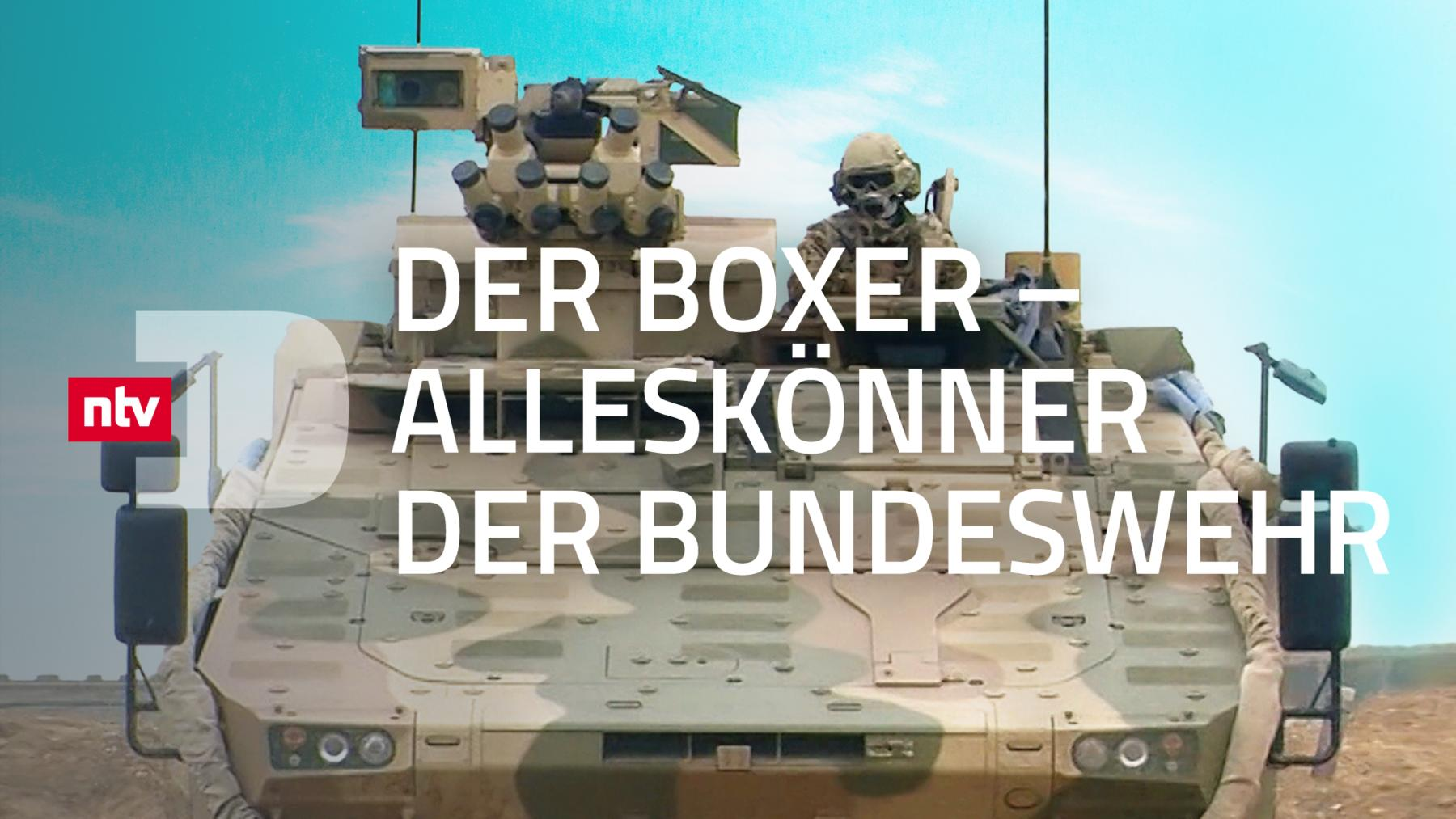 Der Boxer - Alleskönner der Bundeswehr