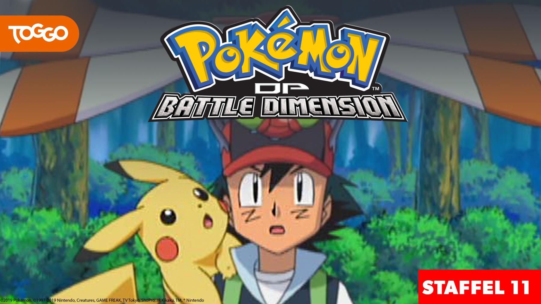 Pokémon: DP Battle Dimension / 11