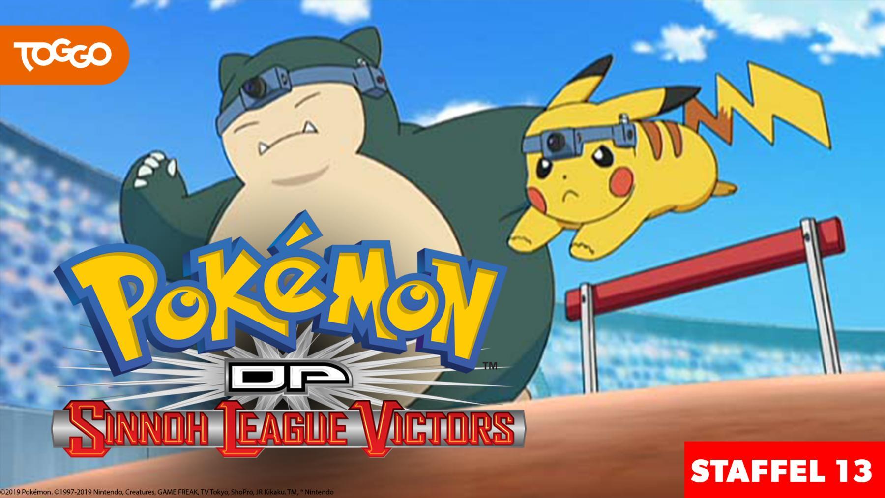 Pokémon: DP Sieger der Sinnoh-Liga / 13