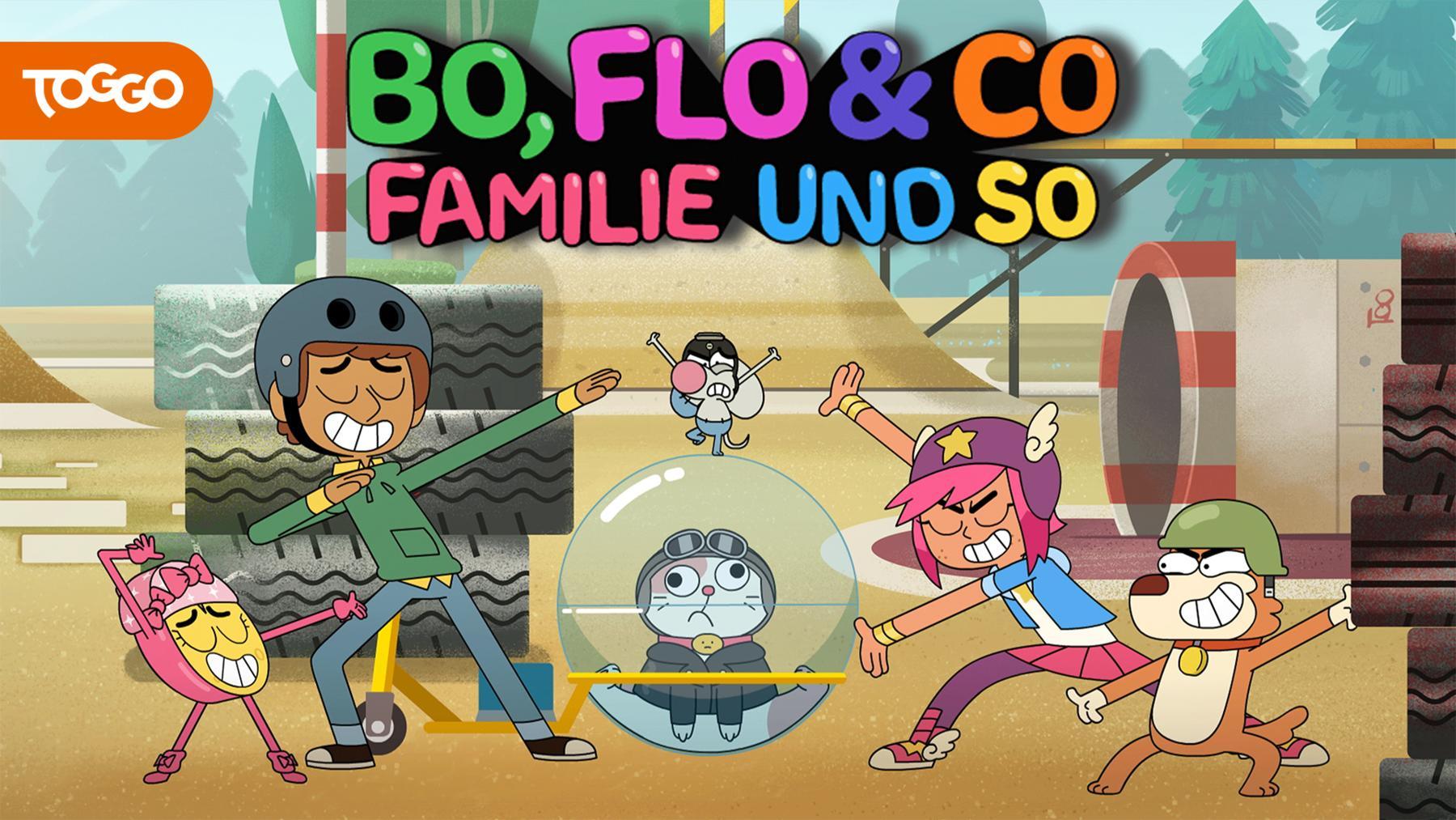 Bo, Flo & Co. - Familie und so