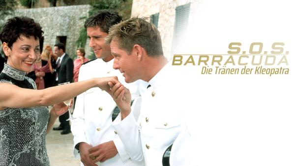 S.O.S. Barracuda - Die Tränen der Kleopatra