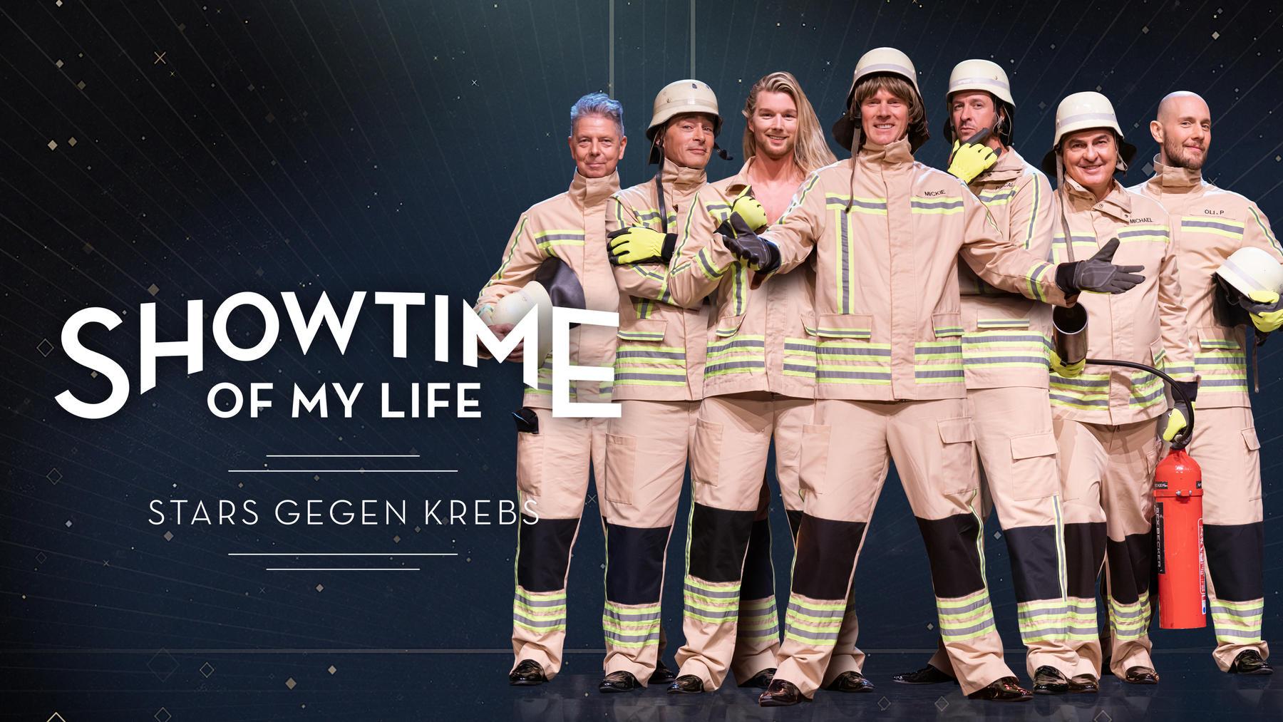 Showtime of my Life - Stars gegen Krebs
