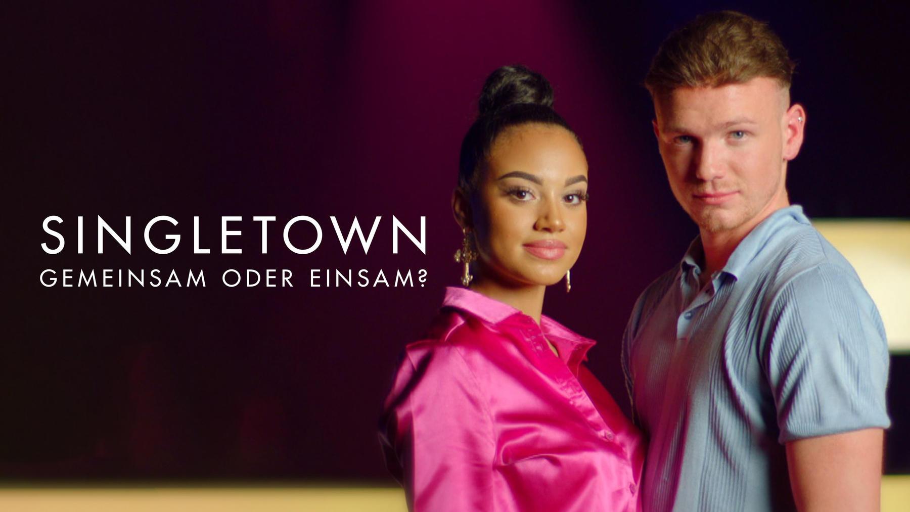 Singletown - Gemeinsam oder einsam?