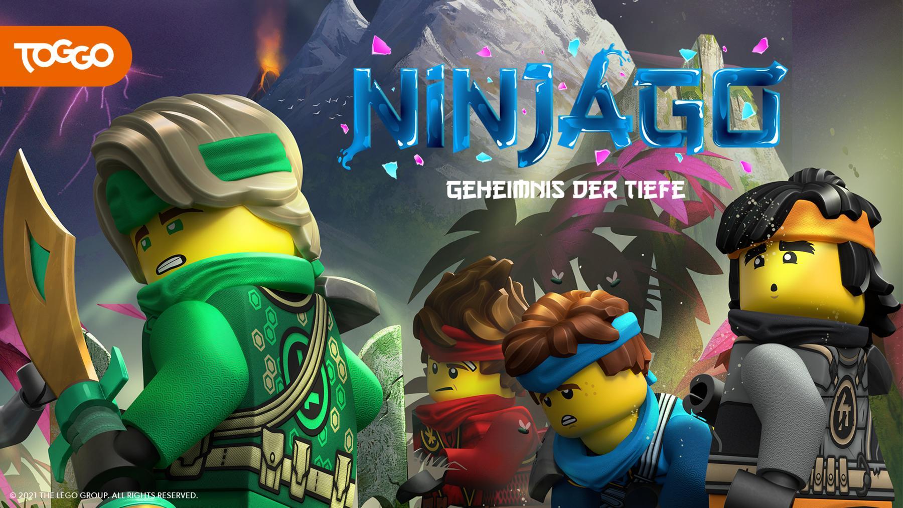 Ninjago - Geheimnis der Tiefe