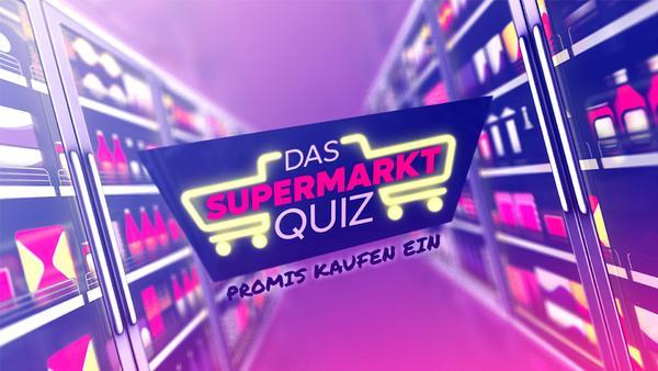 Das Supermarkt-Quiz - Promis kaufen ein