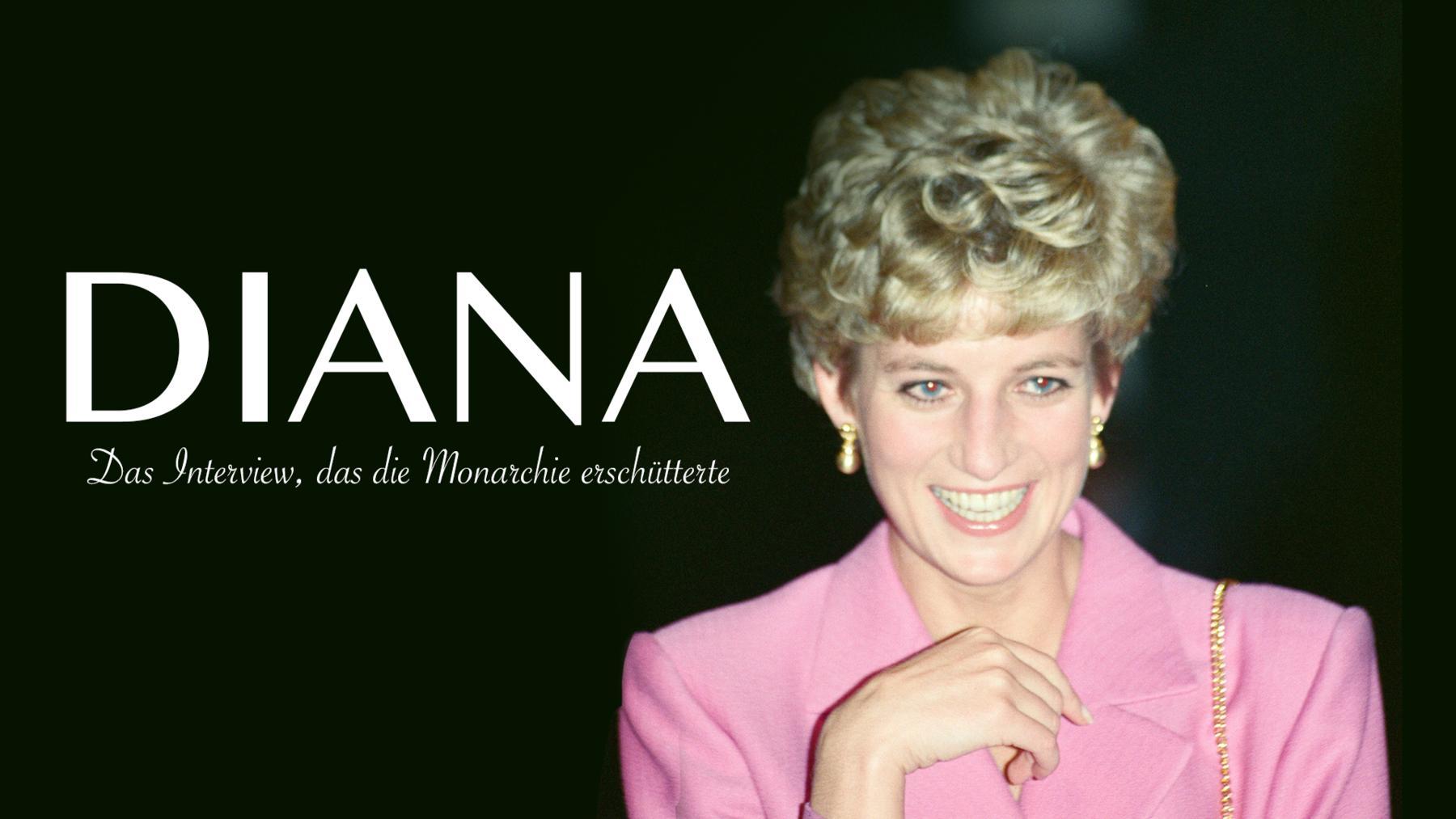 Diana: Das Interview, das die Monarchie erschütterte