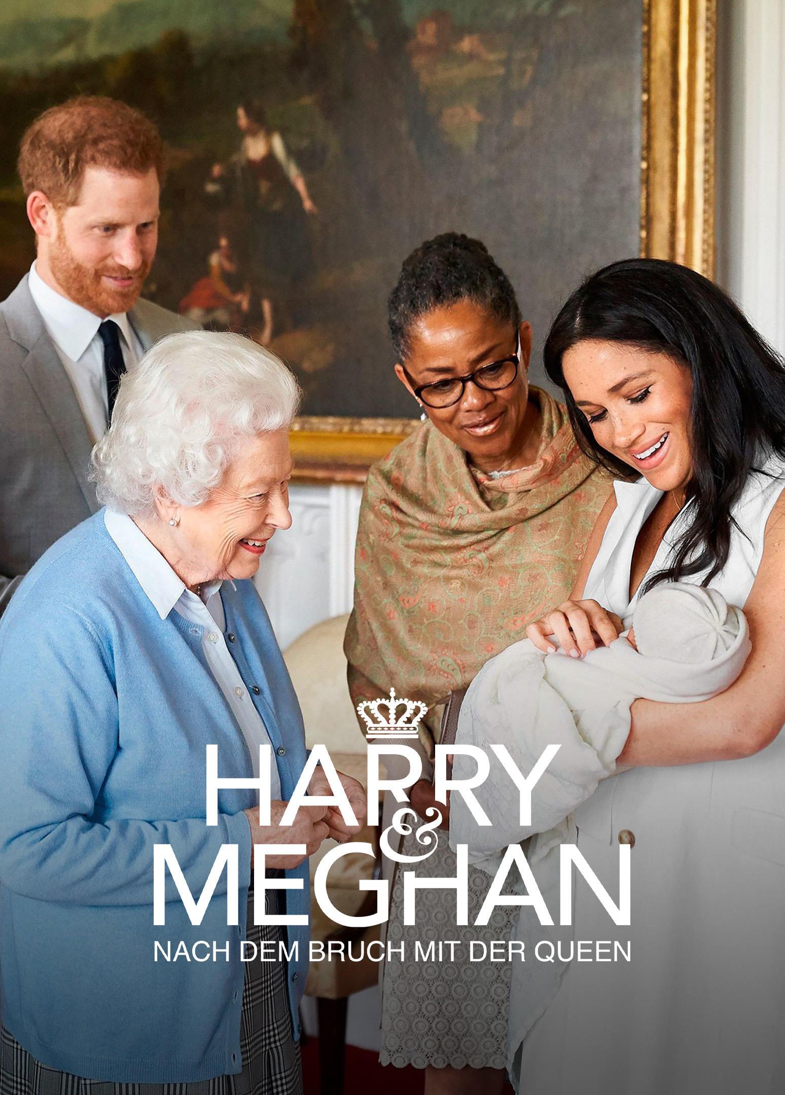 Harry & Meghan: Nach dem Bruch mit der Queen