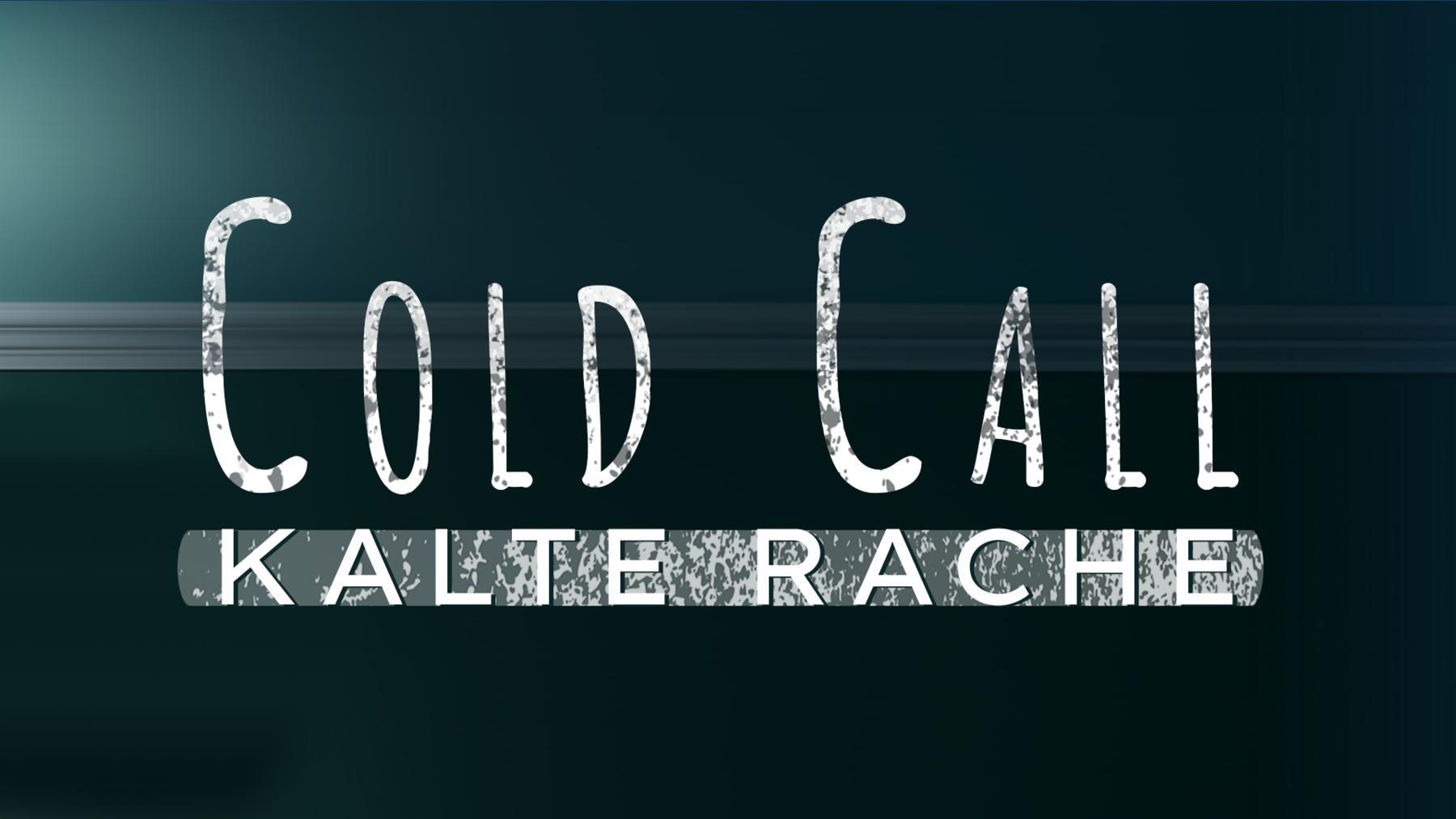 Cold Call - Kalte Rache