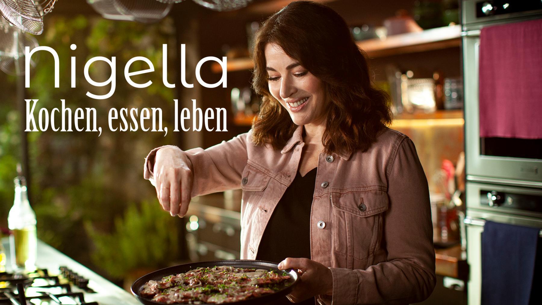 Nigella: Essen für die Seele