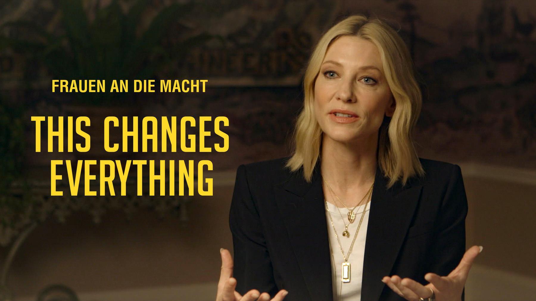 This Changes Everything - Frauen an die Macht