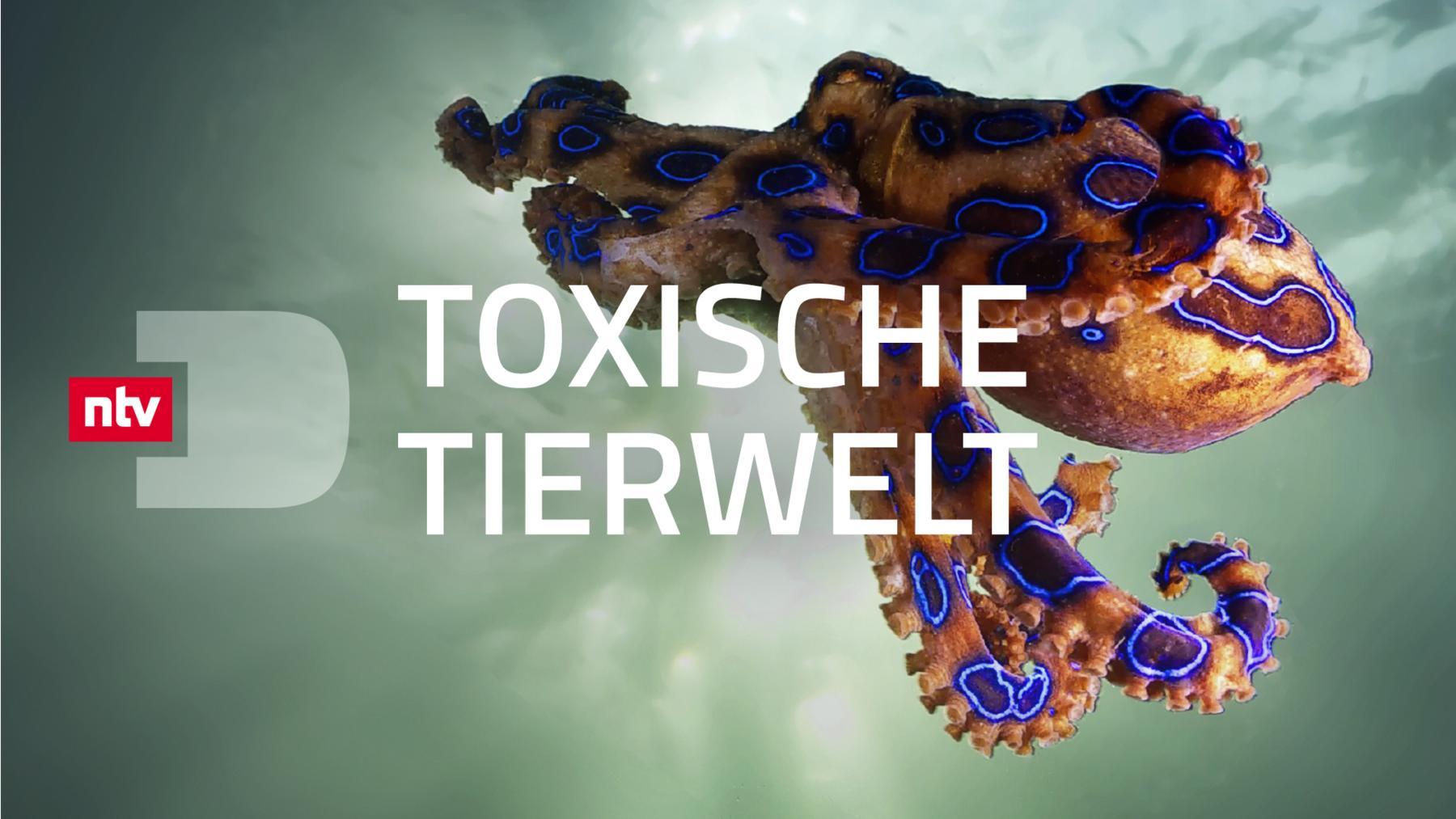 Toxische Tierwelt