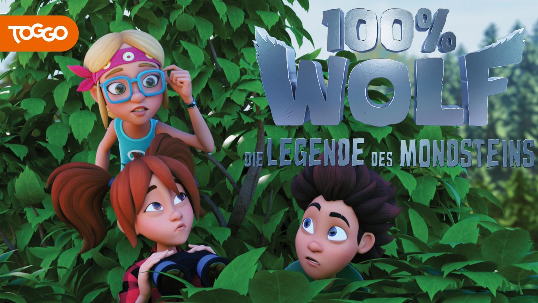 100% Wolf - Legende des Mondsteins