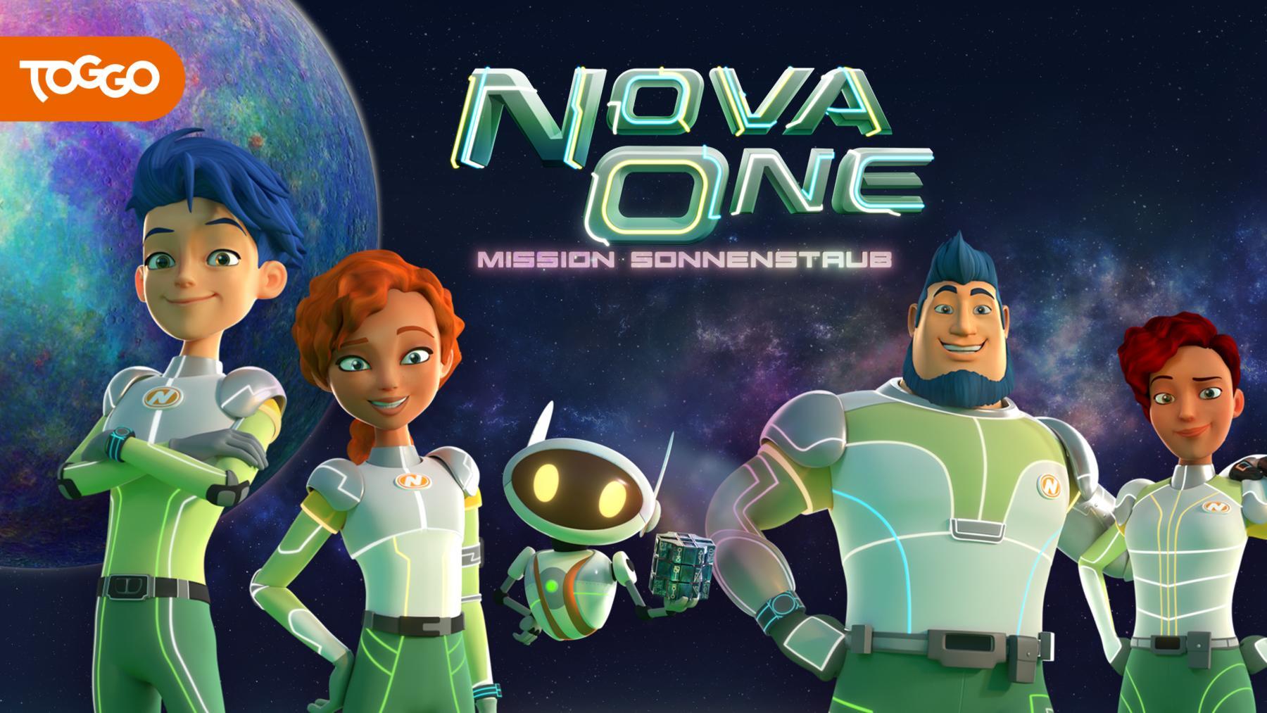 Nova One - Mission Sonnenstaub