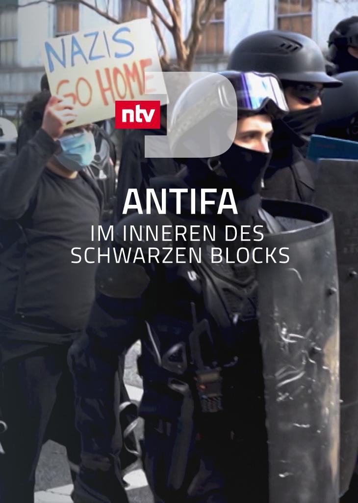 Antifa - Im Inneren des Schwarzen Blocks