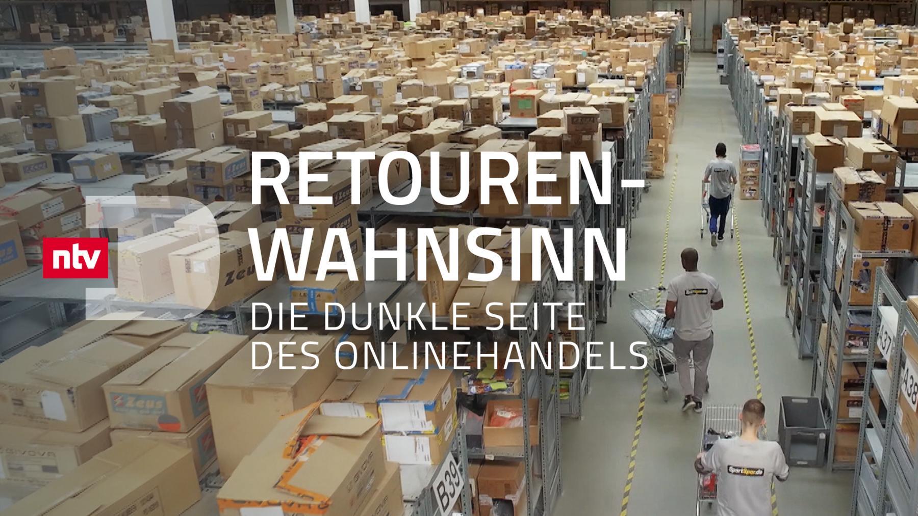 Retouren-Wahnsinn - Die dunkle Seite des Onlinehandels