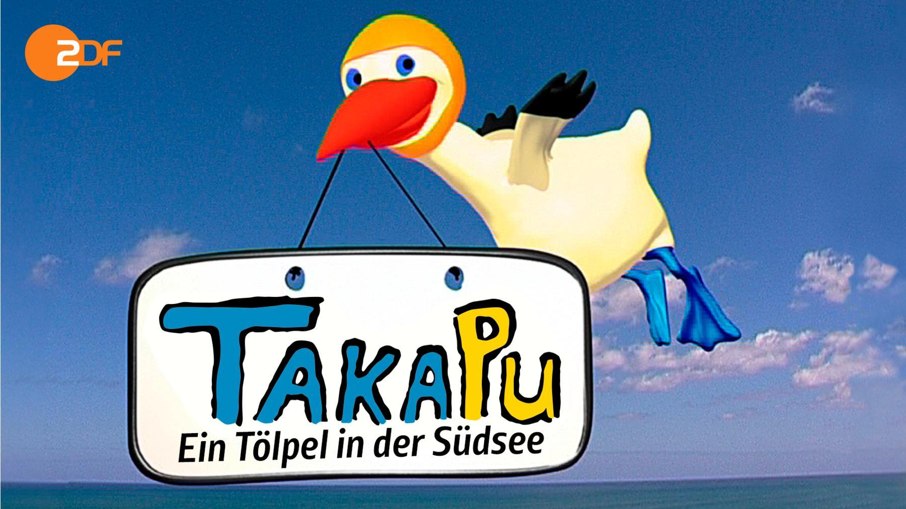 TakaPu - Ein Tölpel in der Südsee