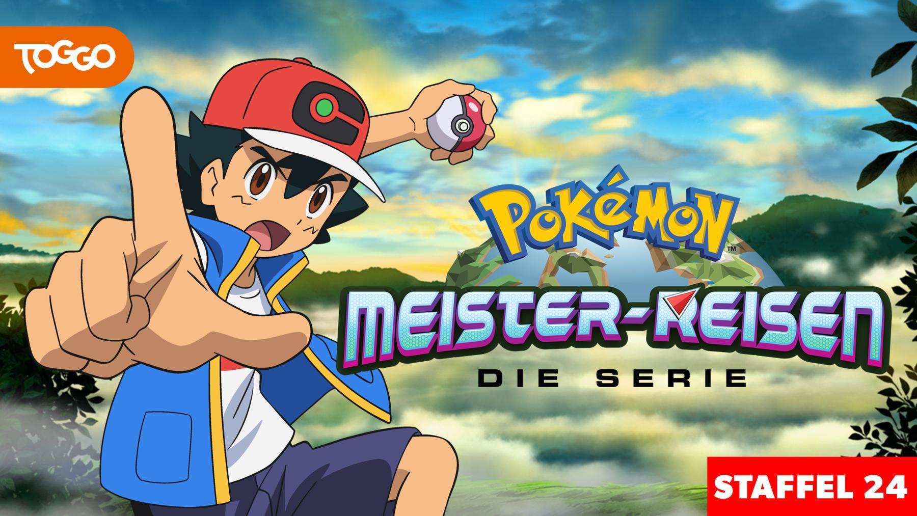 Pokémon Meister-Reisen: Die Serie / 24