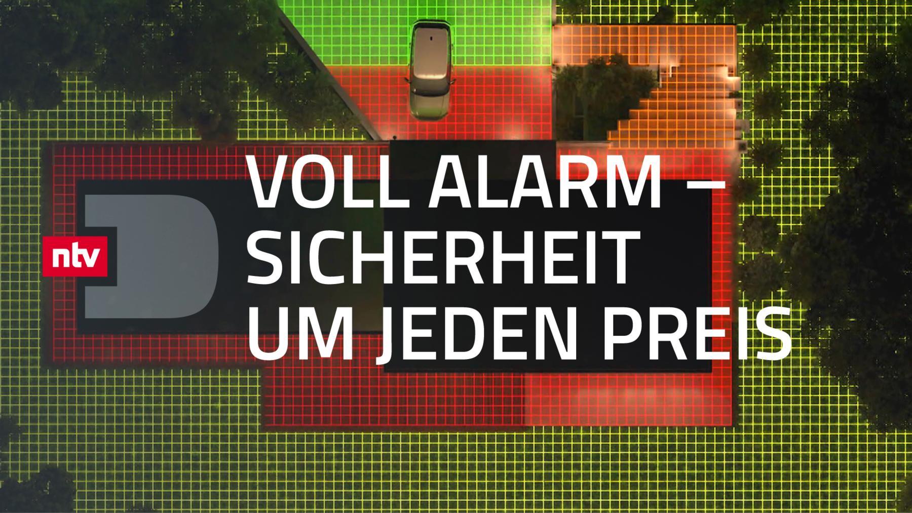 Voll Alarm - Sicherheit um jeden Preis